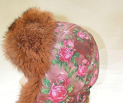 Kožušinové čiapky sú ideálnym darčekom pre milovanú ženu ...